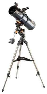 DS - Celestron AstroMaster 130EQ Telescope
