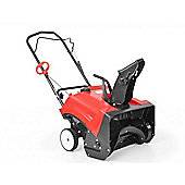 Petrol Snow Blower and Sweeper - 4hp 4 stroke Engine - Large 51cm Working Width