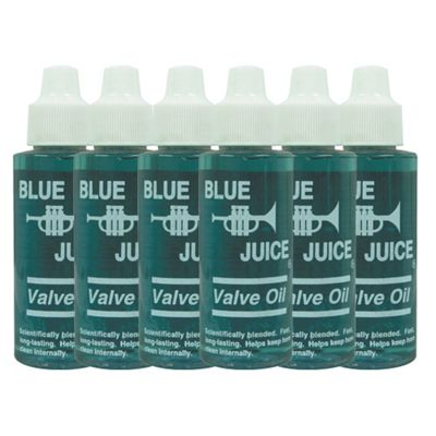 Blue Juice BJ2 Valve Oil - Pack of 6