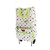 Sabichi Fold Away 27L Shopping Bag, Candy Spot