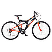 "Integra NT26 26"" Wheel Full Suspension Mountain Bike"