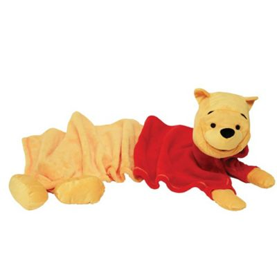 Snuggle Pets Cuddleuppets Winnie The Pooh