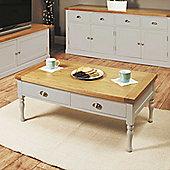 Baumhaus Chadwick Four Drawer Coffee Table