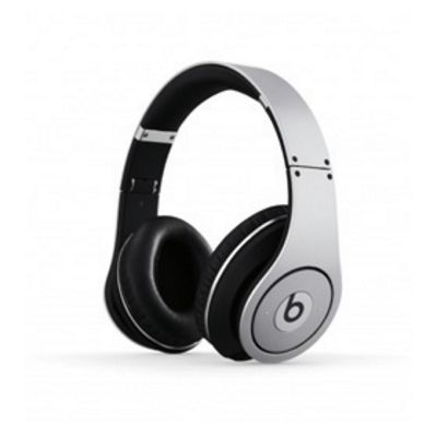 BEATS BY DR DRE Studio HD Headphones Silver