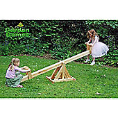 Garden Games Wooden See-Saw