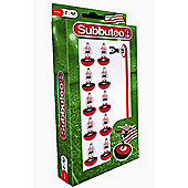 Subbuteo Red/White Team Box Set