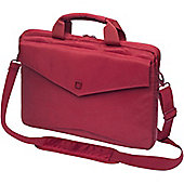 """Dicota Code Carrying Case for 38.1 cm (15"""") MacBook Pro, Notebook - Red"""