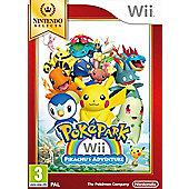 Nintendo Wii Pokepark: Pikachus Adventure