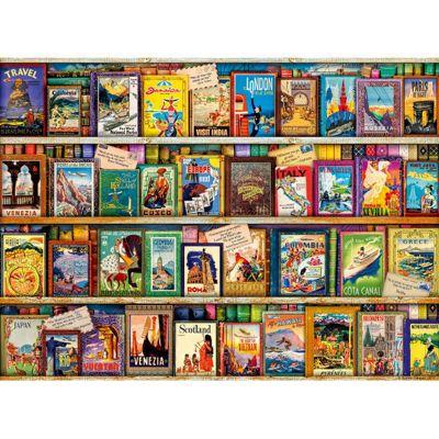 Vintage Travel - 500pc Puzzle