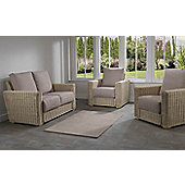 Desser Burford 2 Seater Sofa and 2 Chairs Conservatory Furniture Set