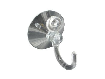 Securit S6367 Suction Hooks Clr 25mm X3