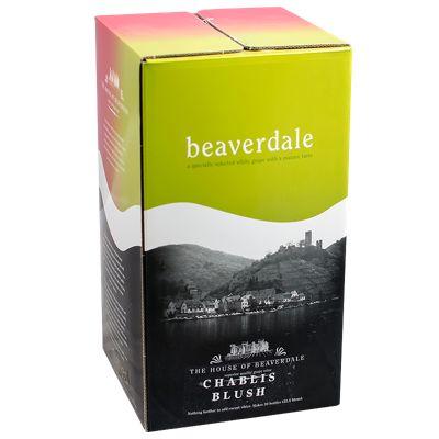 Beaverdale Blush Wine Kit - 30 Bottle