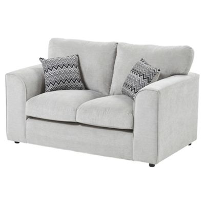 Hardy Compact 2 Seater Sofa, Grey