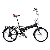 Viking Safari Unisex 7 Speed Lightweight Alloy Folding Bike