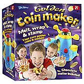 Chocolate Golden Coin Maker