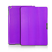 Orzly Slim-Rim Case for iPad Mini 2 - Purple