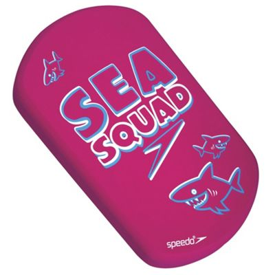 Speedo Sea Squad Mini Kickboard, Pink