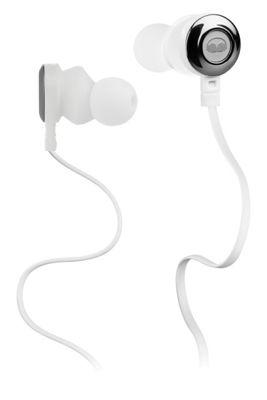 Monster Clarity HD In-Ear White Headphones