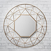 """Gallery Direct Andromeda Mirror 35.5"""""""