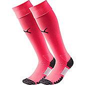 Puma Match Gk Sock Size L Bright Plasma - Pink