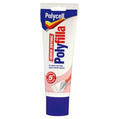 Polycell Quick Drying Polyfilla Tube, 330g