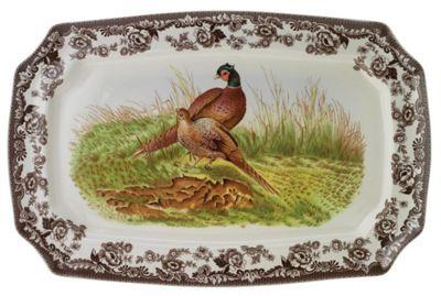 Spode Woodlands Platter 43cm
