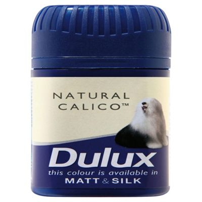 Dulux Tester Natural Calico 50Ml