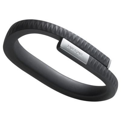 UP by Jawbone Fitness and Sleep Activity Tracking Wristband, Size Large, Black Onyx
