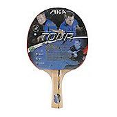Stiga 2 Star Tour Table Tennis Bat