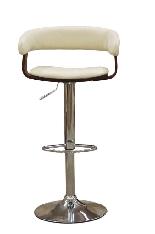 Rhodes Cream Bar Stool