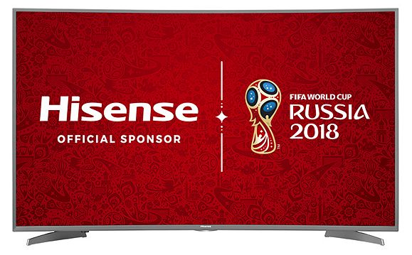 Hisense 49N6600 49 Curved Ultra HD HDR 4K Smart TV With