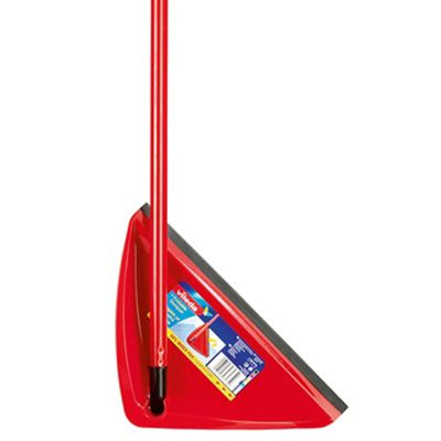 Vileda Long-Handled Dust Pan