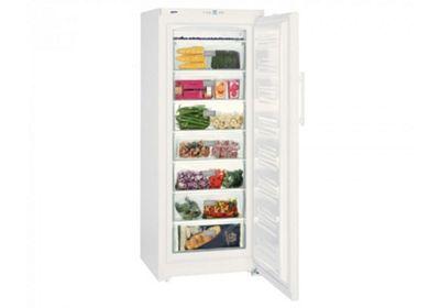 Liebherr G3513 Tall White Freezer with SmartFrost
