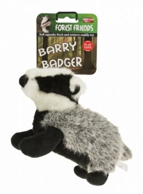 Animal Instincts - Barry Badger (Small)