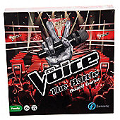 The Voice The Battle Board Game
