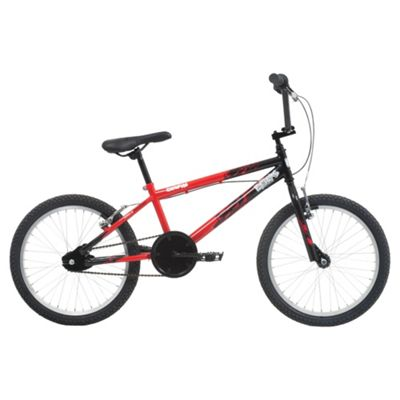 EXTREME CREW BMX BY RALEIGH 20 RED