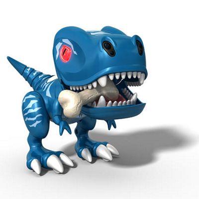 Zoomer Chomplingz Interactive Chomping Dino - Tiger Tail