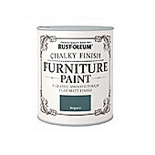 Rust-Oleum Chalky Furniture Paint - Belgrave - 750ML