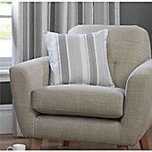 Falcao Single Cushion Cover - Charcoal
