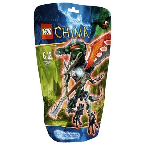 LEGO Legends of Chima CHI Cragger