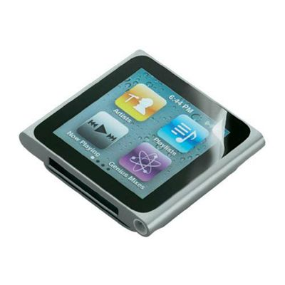Belkin Components F8Z679CW3 Screen Overlay for iPod nano (3-pack)