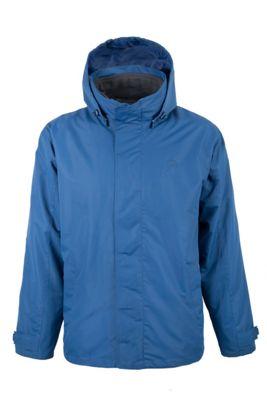 Fell 3 in 1 Mens Showerproof Jacket Coat + Detatchable Inner Fleece