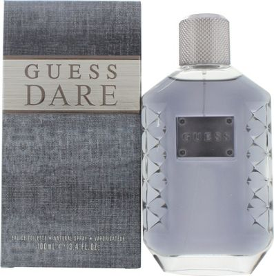 Guess Dare for Men Eau de Toilette (EDT) 100ml Spray For Men