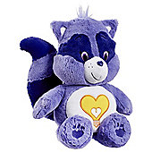 Care Bear Cousins Bright Heart Raccoon & DVD
