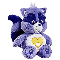 Care Bear Cousins Bright Heart Raccoon & DVD