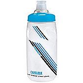 Camelbak Podium Bottle 710ml Clear/Blue