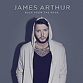 James Arthur back from the edge(Deluxe) cd