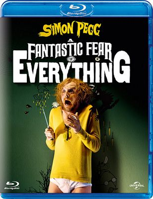 A Fantastic Fear Of Everything (DVD)