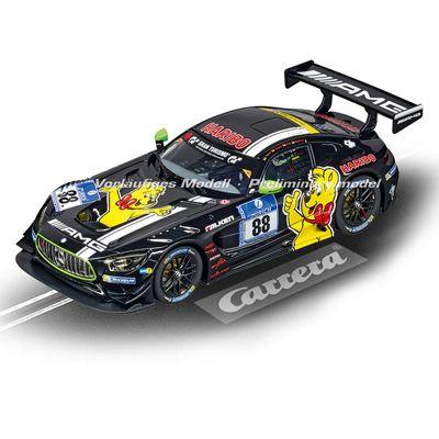CARRERA Slot Car 27545 Mercedes AMG GT3 'Haribo Racing' No 88 - 1/32 Scalextric