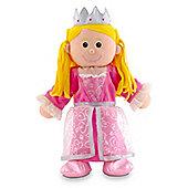 Fiesta Crafts Princess Hand Puppet